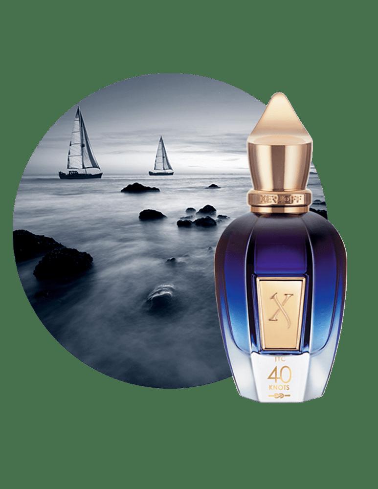 Xerjoff 40 Knots Eau De Parfum Niche Perfumes